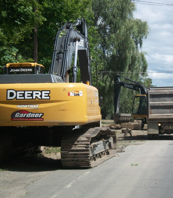 Gardner Construction Enterprises, LLC - Maine Heavy Construction - Construction Management - General Contracting